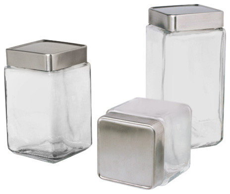 Kitchen Storage Canisters, 2 Quart.