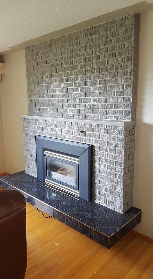 Mantels, Fireplaces & Living Spaces: Premier Interior Paint Jobs