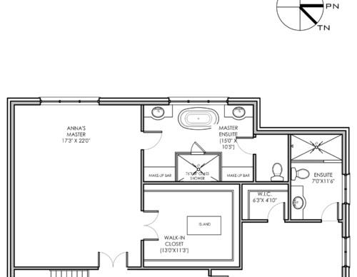 Bathroom Layout Help help! master bathroom layout
