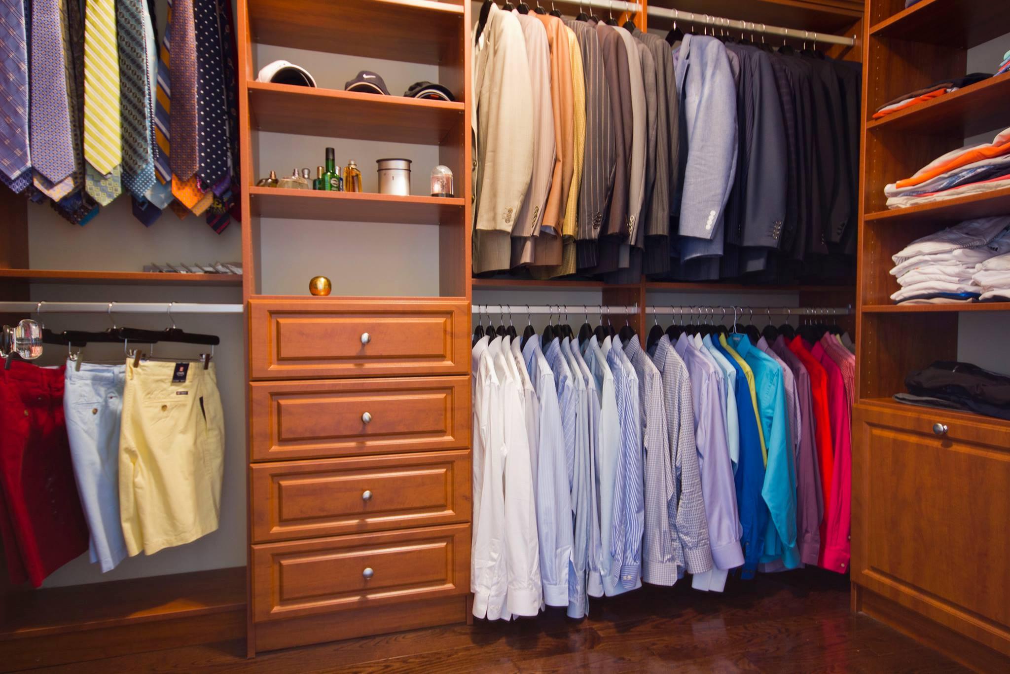 Custom Closet Designs