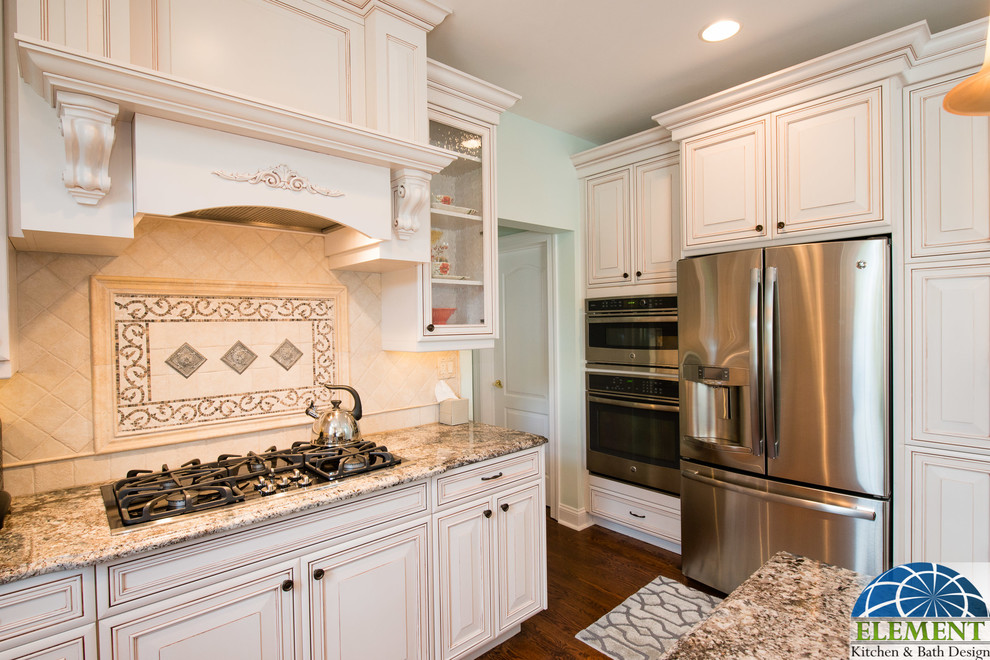 Kitchen Remodel in Limerick Pennsylvania - Traditional ...