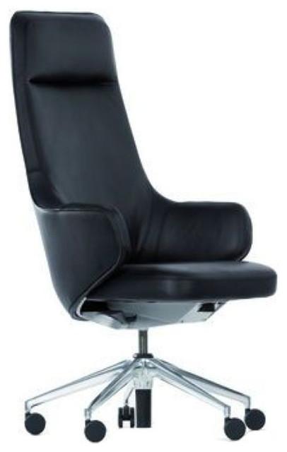 vitra skape high back office chair, brand new - $6,700 est. retail
