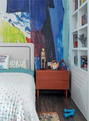 Вопрос: Как оформить комнату для мальчика 7–12 лет