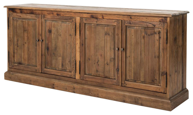 kelly large sideboard rustic buffets and sideboards by seldens rh houzz com