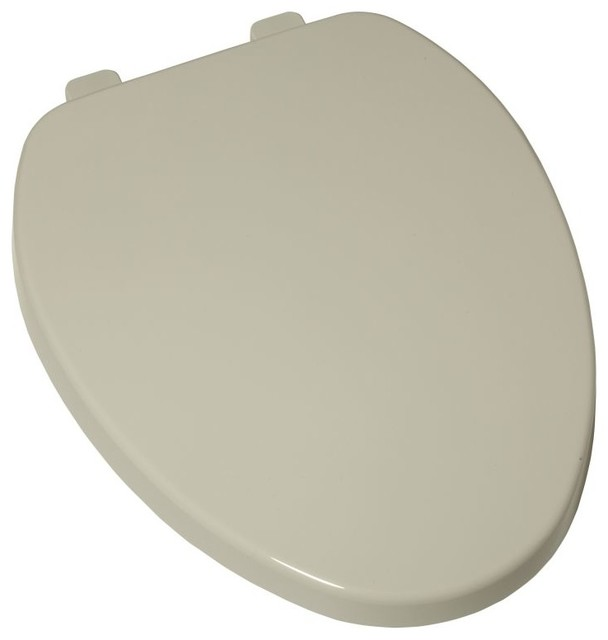 Incredible Telescoping Elongated Toilet Seat With Slow Close And Everclean Linen Short Links Chair Design For Home Short Linksinfo