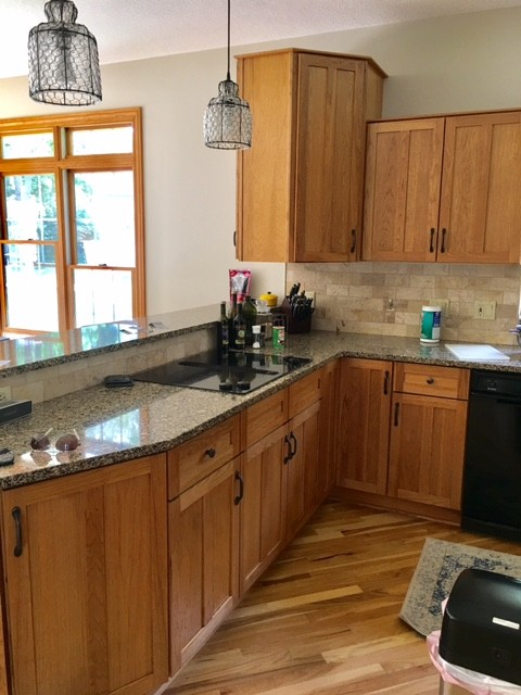 Help needed for kitchen cabinet paint colors Help design kitchen colors