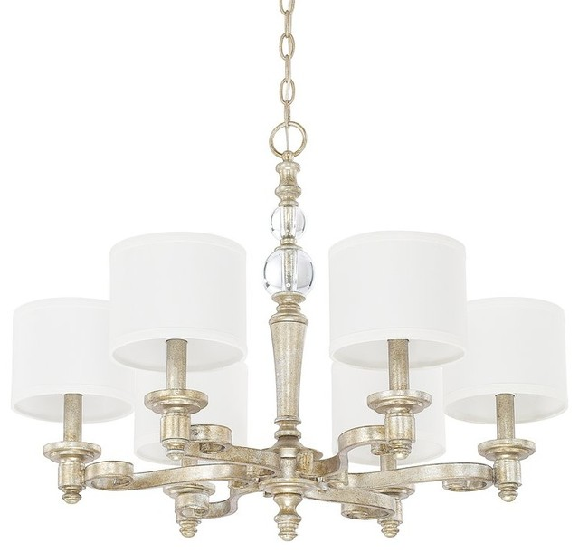 6-Light Pendant, Dining Room, Kitchen Light Fixture