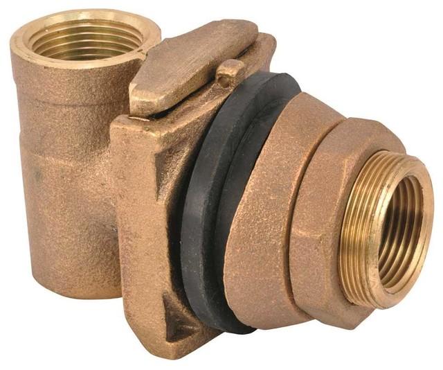 Brass Pitless Adapter, 1