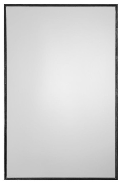 Bowery Hill Razi Mirror, Oil Rubbed Bronze.