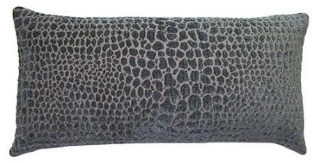 Blake, Croco Pillow.