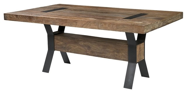 Industrial Dining Table 72 Quot Rustic Dining Tables By