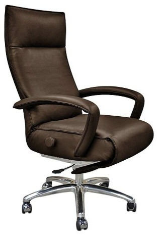 Lafer Gaga Executive Recliner Chair Contemporary Office Chairs