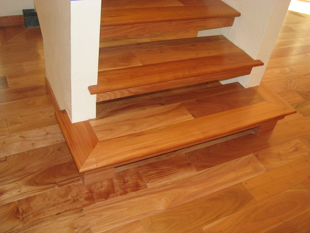 Wood Flooring On Stairs WB Designs - Wood Flooring On Stairs WB Designs