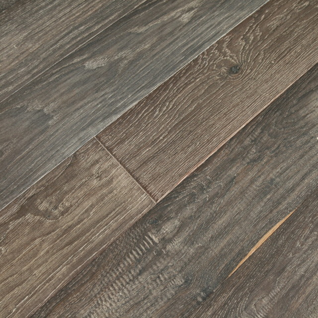 ebony uv oiled prefinished engineered hardwood flooring