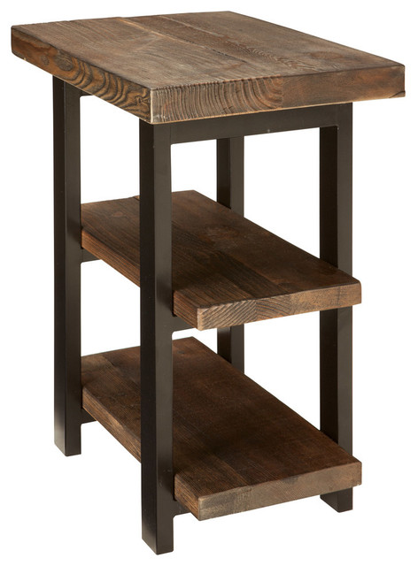Chancellor 2 Shelf Side Table