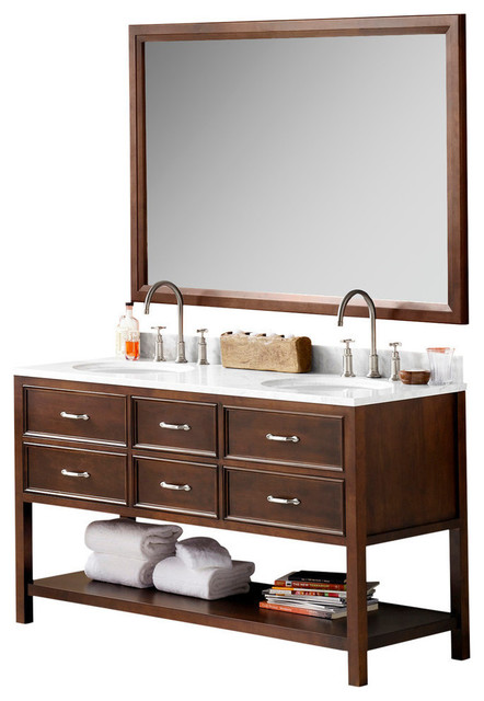 Lastest Ronbow Newcastle 30quot Single Bathroom Vanity Set With Mirror Amp Review
