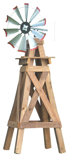 30 Inch Head Kit For The 8 Ft Windmill Farmhouse