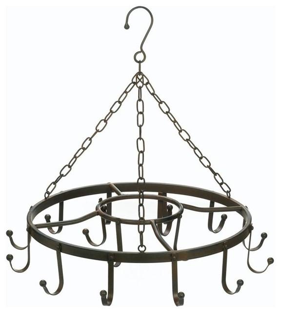 Circular Pot Hanger.