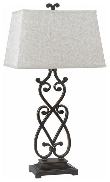 Cal lighting bo 960 150 w 3 way wrought iron scroll table lamp cal lighting bo 960 150 w 3 way wrought iron scroll table lamp aloadofball Images