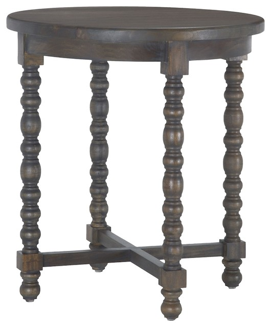 Heathcliff Accent Table Traditional Side Tables And End Tables