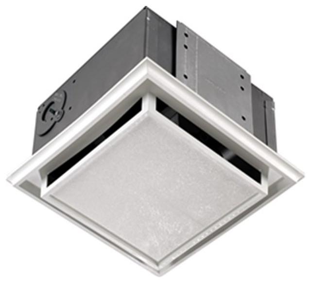 broan nutone bath ventilation fan, 682 - contemporary - bathroom