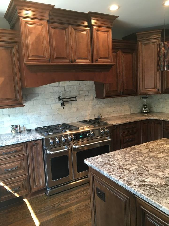 Marietta Traditional Kitchen