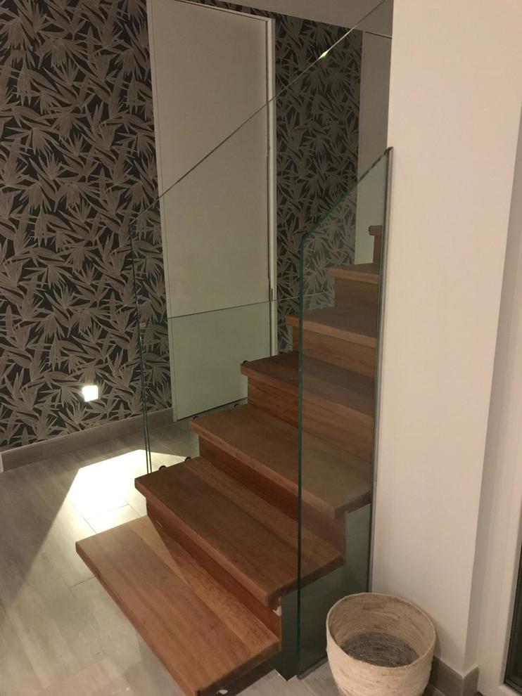 Entrada escaleras