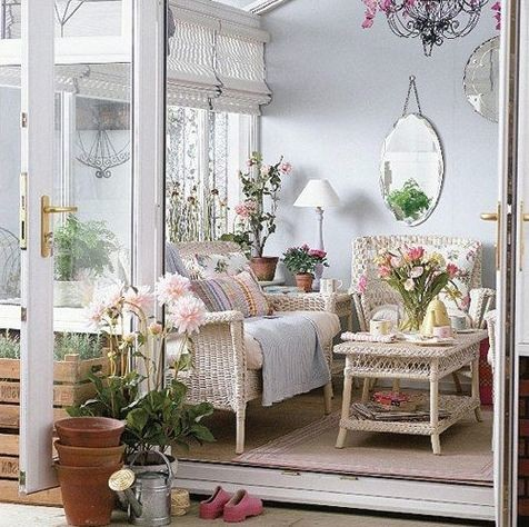 These Arent My Pictures But I Like The Sunroom And Dining Roomsso Thought Id Share Them Hope Youre Having A Very Nice Day
