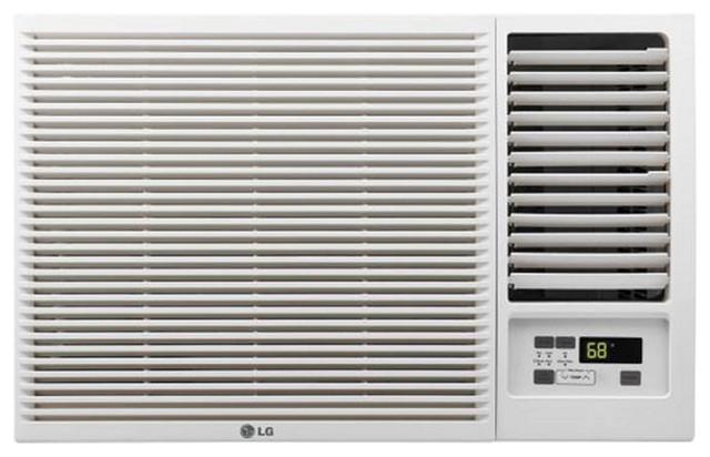 Lg electronics 12 000 btu 230v window mounted ac 11 200 for 12000 btu 220v window air conditioner