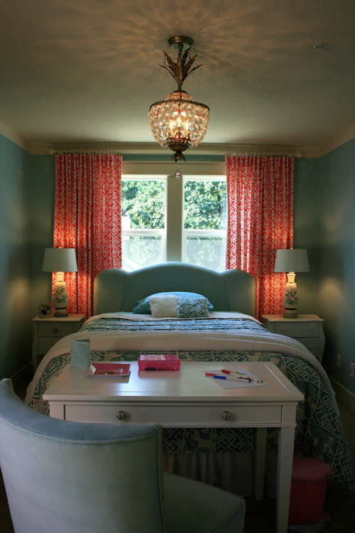 Girls Dream Bedroom - No Boys Allowed eclectic bedroom