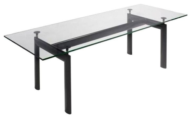 Incroyable Design Within Reach Le Corbusier LC6 Table   $2,500 Est. Retail   $700 On  Chairi