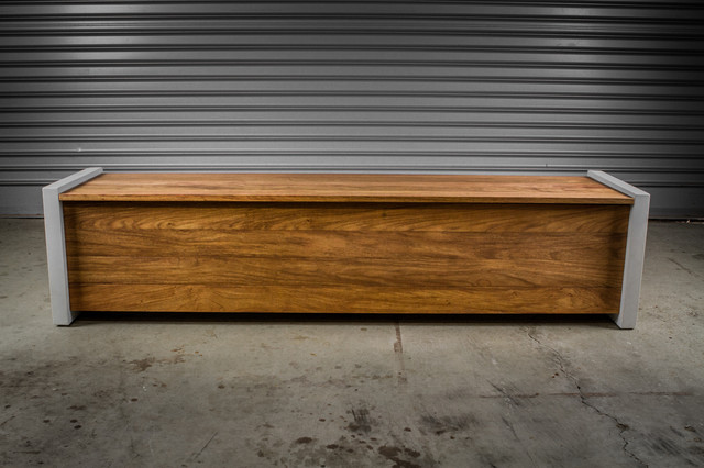 Delightful Outdoor Storage Bench