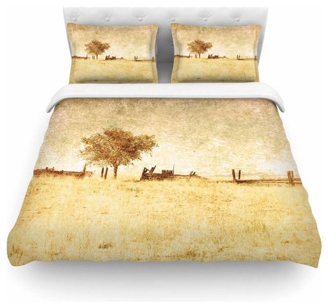 "Sylvia Coomes "" e Tree"" Duvet Cover Farmhouse Duvet Covers And"