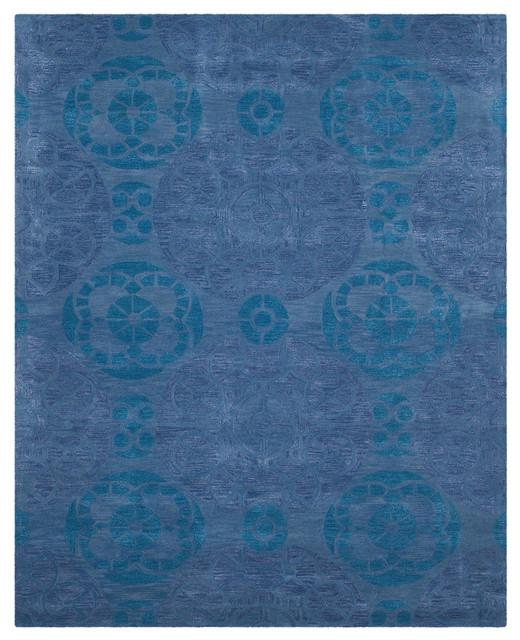 Safavieh Meryl Hand-Tufted Rug, Blue, 8'x10'