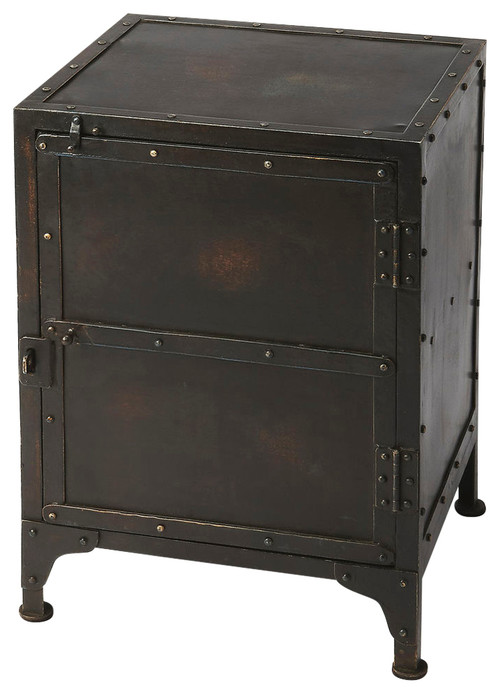Butler Industrial Chic Side Chest 3642330