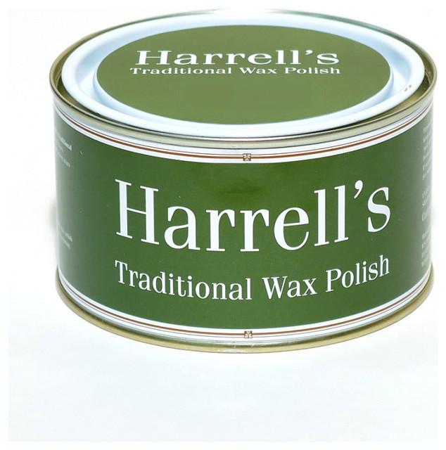 Harrell's Jecowax Furniture Wood Wax Polish - Antique Black 400 Grams - Harrell's Jecowax Furniture Wood Wax Polish - Traditional