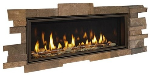 Echelon Ii 48 Top Dv Fireplace With Intellifire Plus Ignition, Natural Gas.