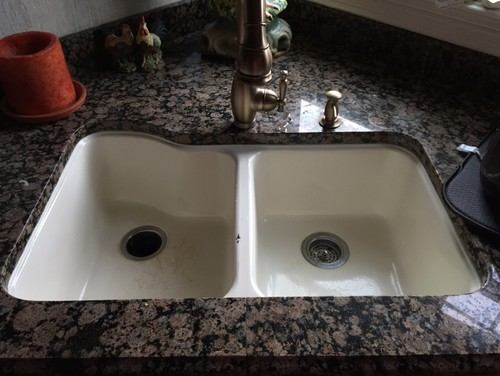 Nice Need Sink Replacement