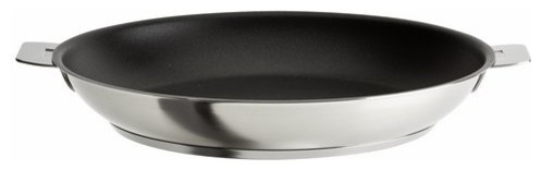 "Cristel Strate Removable Handle, 8.5"" Nonstick Frying Pan."