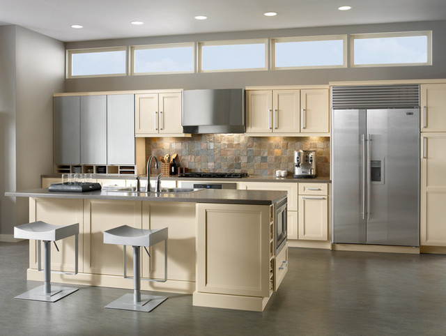 KraftMaid Kitchen Bathroom Cabinets Gallery Kitchen Cabinet Kings