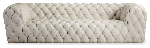 Cumulus Midcentury Modern Tufted Sofa - Contemporary - Sofas - By Kardiel