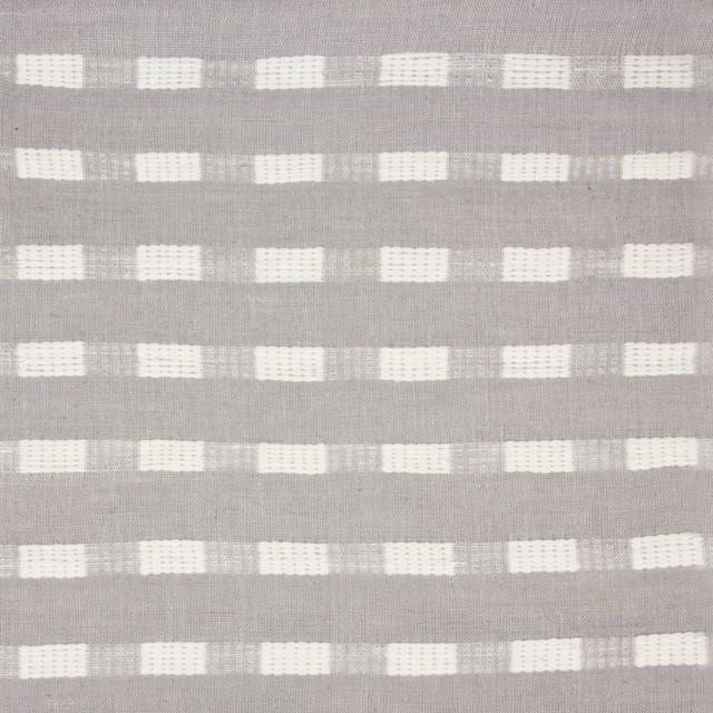 Berchi Fabric, Pumice, Yardage