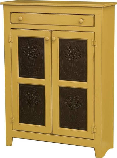 ... Safe With Wheat Tins, 465-204T-OM eclectic-accent-chests-and-cabinets