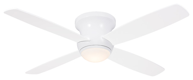 "Zorion White 52""ceiling Fan"