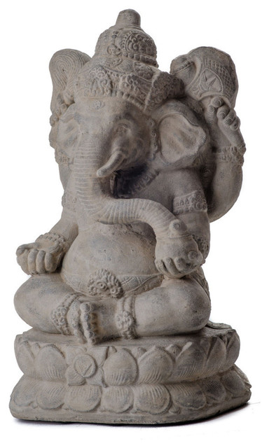 Shop Houzz Repose Home Garden Powerful Ganesha Garden