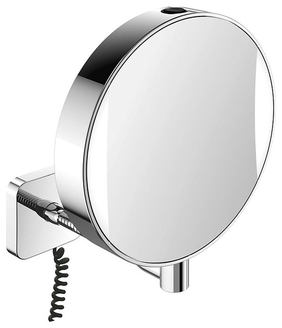 Spiegel 1095.001.10 LED Lighted Magnifying Mirror - Contemporary - Makeup Mirrors - by Modo Bath