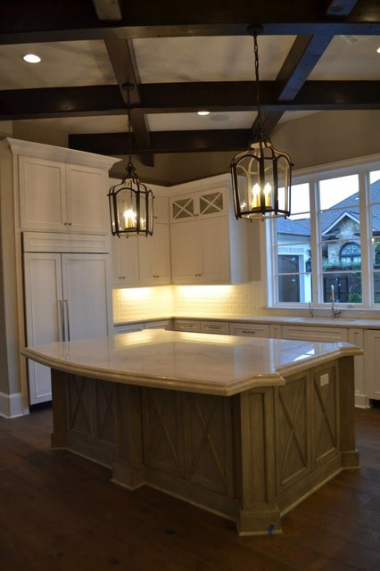 New orleans kitchen houston by american home designers for New orleans style kitchen