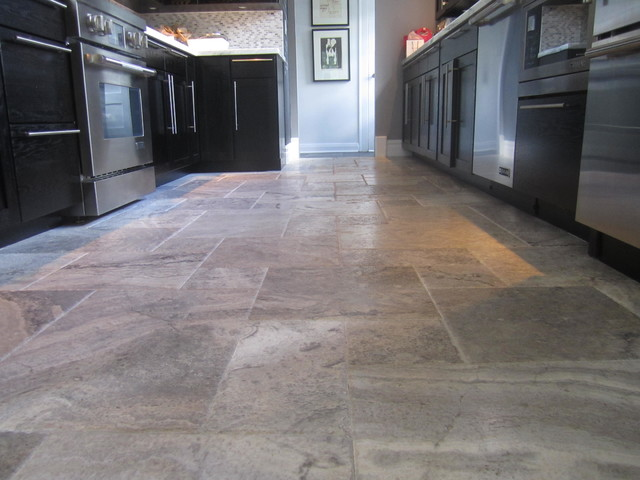 Lakefront Home Kitchen - Contemporary - Chicago - by Exceed Floor & Home