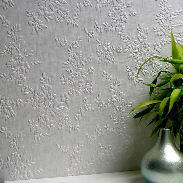 Portland Paintable Anaglytpa Original Wallpaper Bolt.
