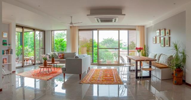 living dining kitchen room design ideas